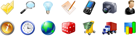 Ready Icons for Vista