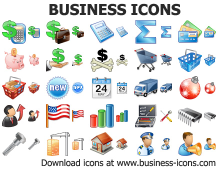 Windows 7 Business Icons 2015.1 full